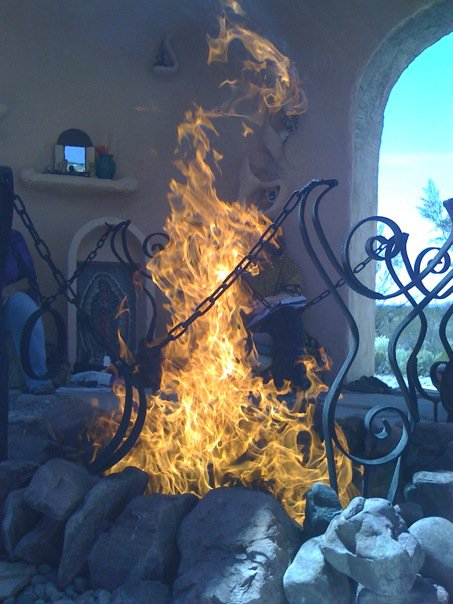Sekhmet's Fire, From InText