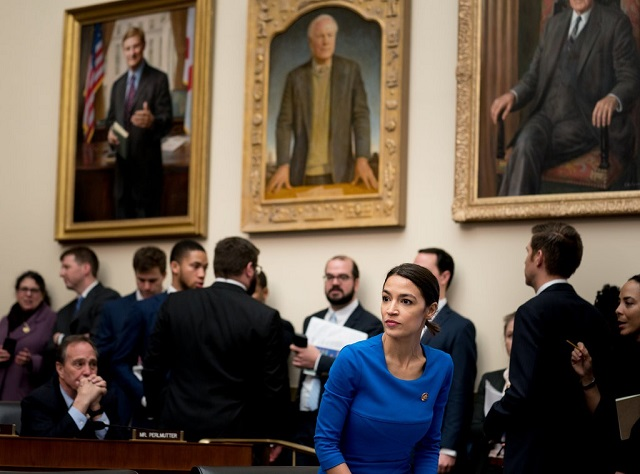 Justice Democrats' potency stems from the viral might of Representative Alexandria Ocasio-Cortez and her close ties to the group