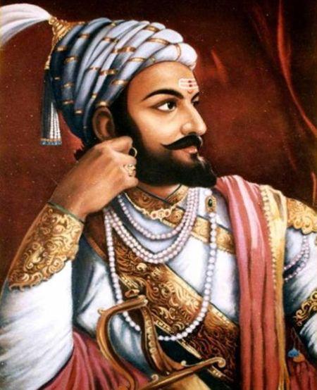 Shivaji a conceptual portrait