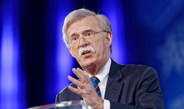 Bolton and Pompeo at the helm of US foreign policy has sparked diplomatic chaos between Washington and other nations, From InText