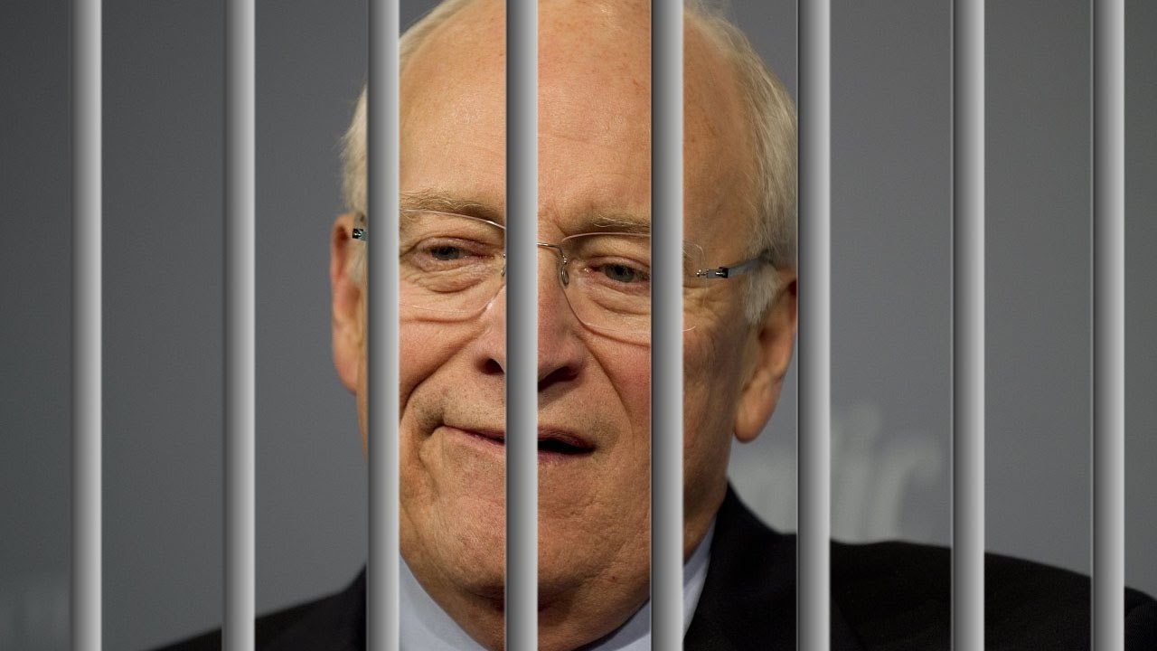 Cheney Jailed, From InText