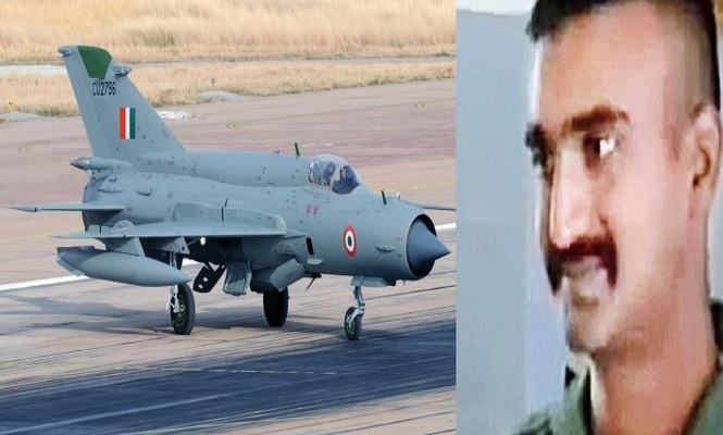 Wing Commander Abhinandan and MiG-21