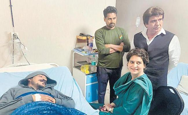 Priyanka Gandhi-Vadra humiliated, From InText