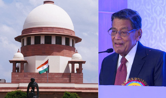 Supreme Court and KK Venugopal