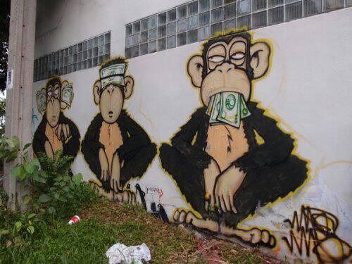 Not so Wise Monkeys