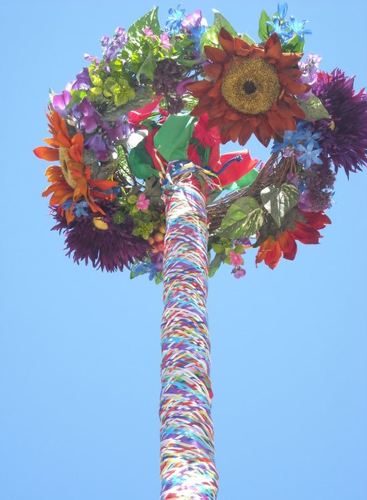 Beltane tree, From InText