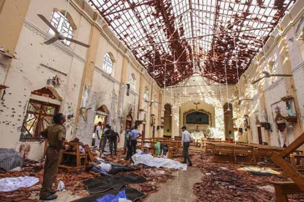 Lanka horror: the outrage is ebbing