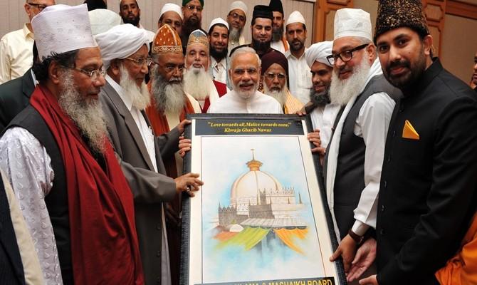 Modi against Muslim: a false narrative