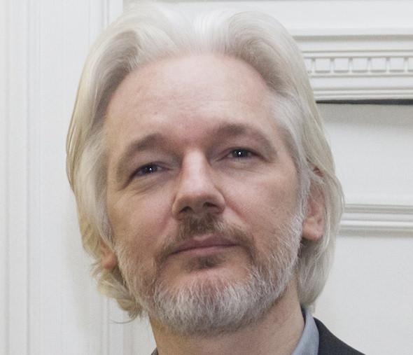 WikiLeaks founder Julian Assange., From InText