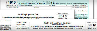 1040 federal income tax form