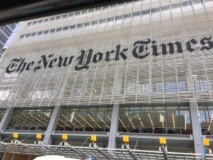 NYT: 'Aimed at heart of 1st Amendment.', From InText