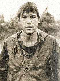 Oliver Stone when he was an Army grunt in Viet Nam, From InText