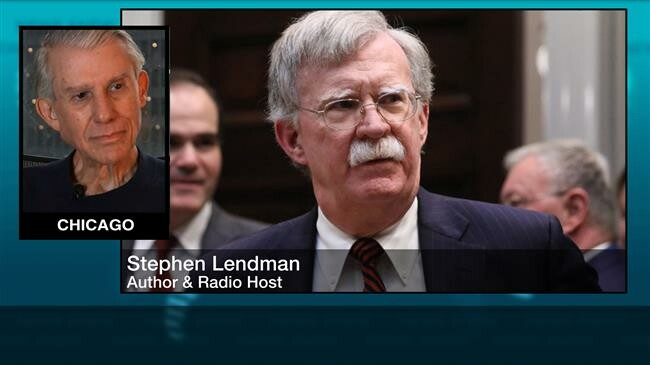 Stephen Lendman Interview Press TV