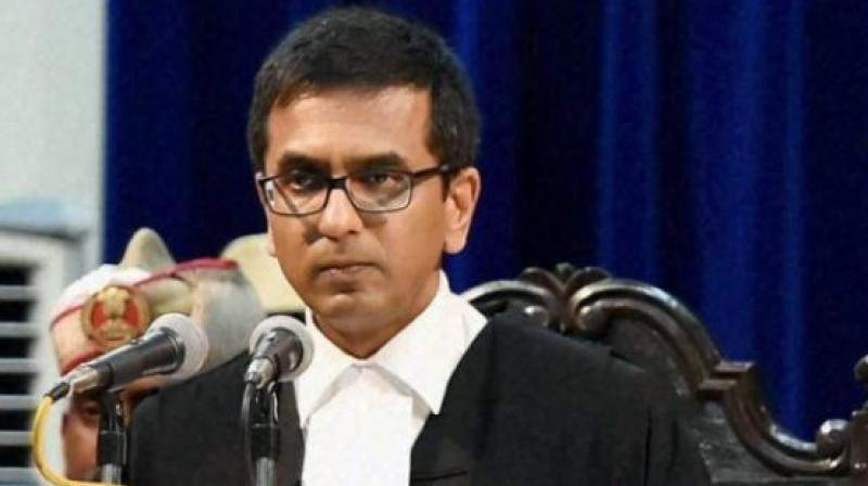 Justice DY Chandrachud: A case of
