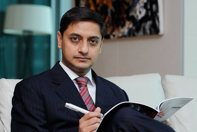 Sanjeev Sanyal: thought-provoking