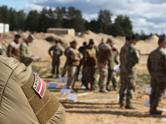 International military exercises
