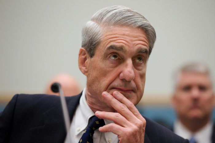Mueller: Says Assange's real source was Russia.