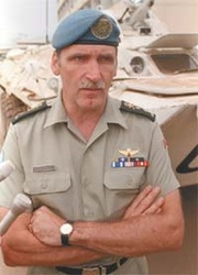 Is Rome'o Dallaire a genocide denier?, From InText