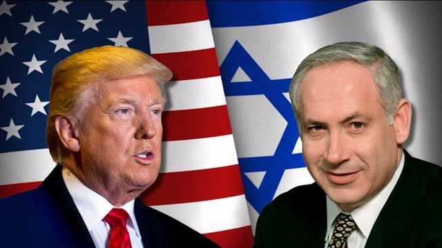 The Trump administration offered Mr Netanyahu a campaign fillip by recognising Israel's illegal annexation of the Golan Heights territory Israel seized from Syria in 1967, From InText