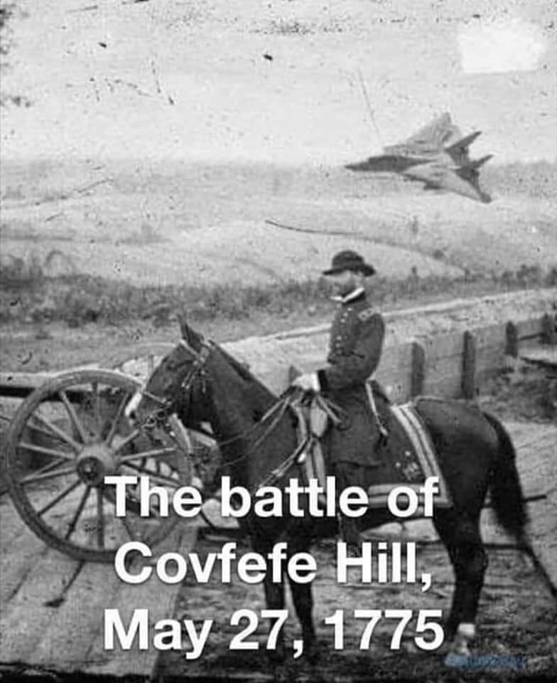 Battle of Covfefe Hill