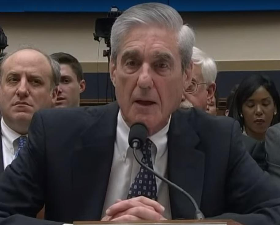 A befuddled Robert Mueller
