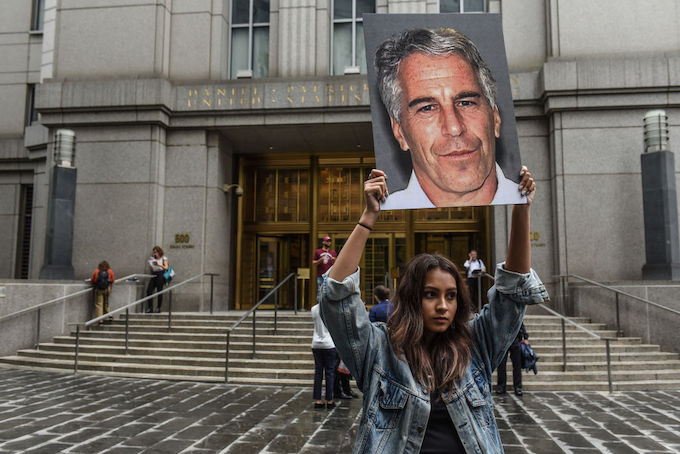 Billionaire Wall Street hedge fund financier Jeffrey Epstein was arrested by federal authorities on July 6 at Teterboro Airport in New Jersey