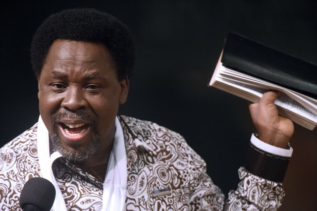 TB Joshua is the latest in a wave of pro-Zionist preachers taking an active interest in Israel and Palestinians will pay the price