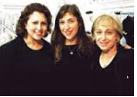 'Women Unchained' co-producer and editor Leta Lenik, Bialik and Siegel