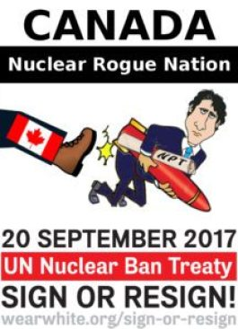 Canada Nuclear Rogue Nation