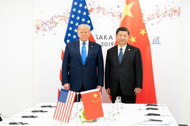 There's no doubt that both Washington and Beijing will likely making soothing noises to the markets in order to create favorable conditions for the trade talks