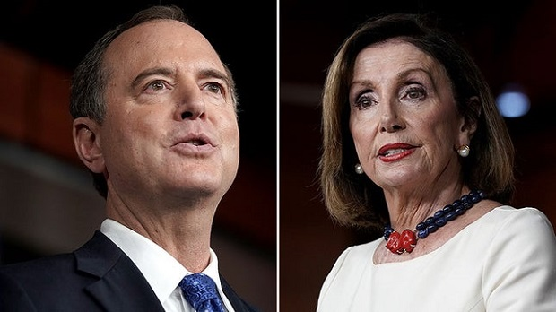 We were presented with the most graphic evidence yet that the president of the United States has betrayed his Oath of Office Rep Adam Schiff (D-CA) House Speaker Rep Nancy Pelosi (D-CA)