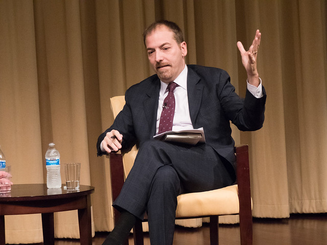 Ralph Nader: Chuck Todd Is Everything Wrong With U.S. Media