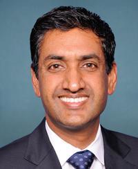 Representative Ro Khanna, From InText