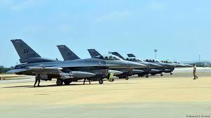 U.S. F-16s at Incirlik