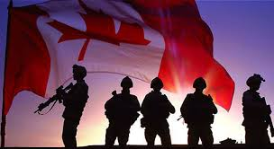 Canadian Militarism, From InText
