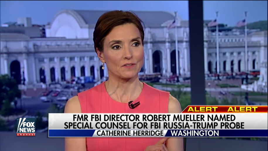 Catherine Herridge, From InText