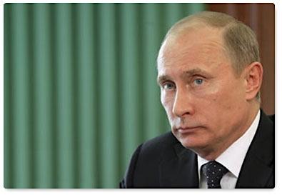 Putin: Reacted to coup.