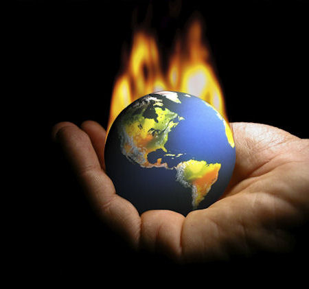 Burning Earth, From InText