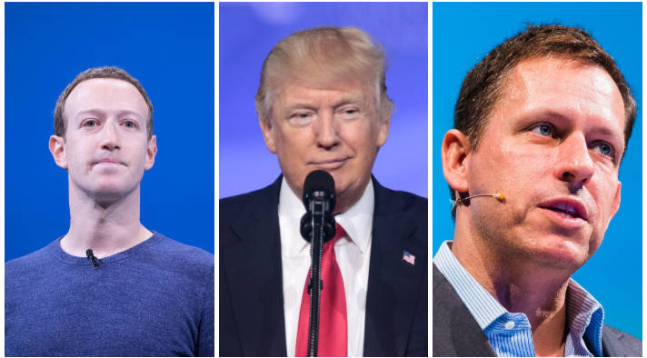 Zuckerberg-Trump-Thiel