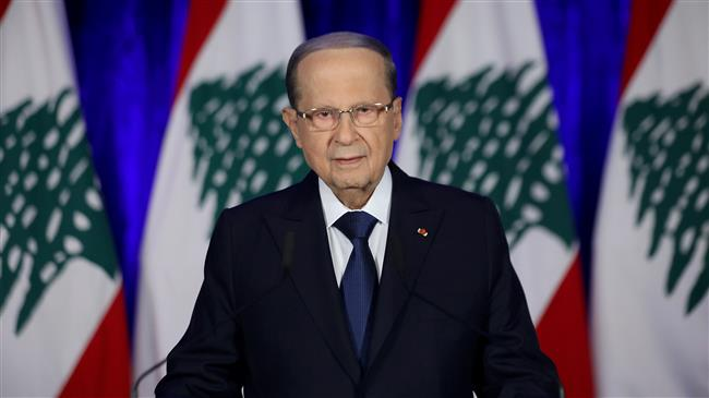 Lebanese President Aoun says ready to dialogue with protesters. Lebanon's President Michelle Aoun has reiterated his call for dialogue with protesters.