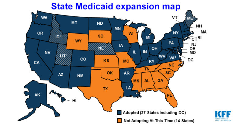 State Medicaid Expansion