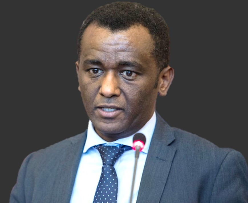 Dr Haileyesus Getahun, Director of Global Coordination and Partnership on Antimicrobial Resistance, World Health Organization (WHO), From InText