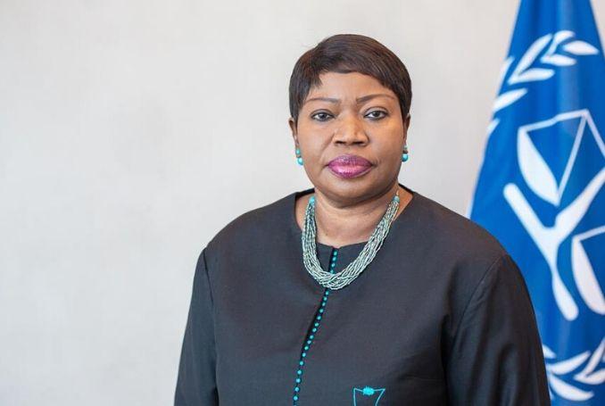 ICC Chief Prosecutor Fatou Bensouda., From InText