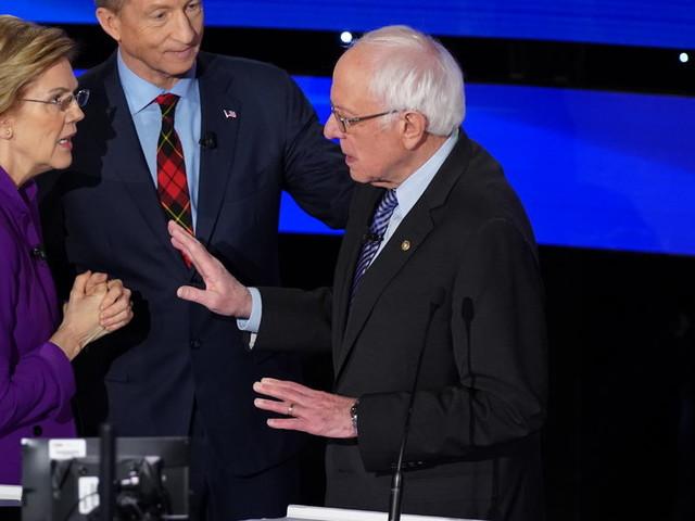 Warren/Sanders, From InText