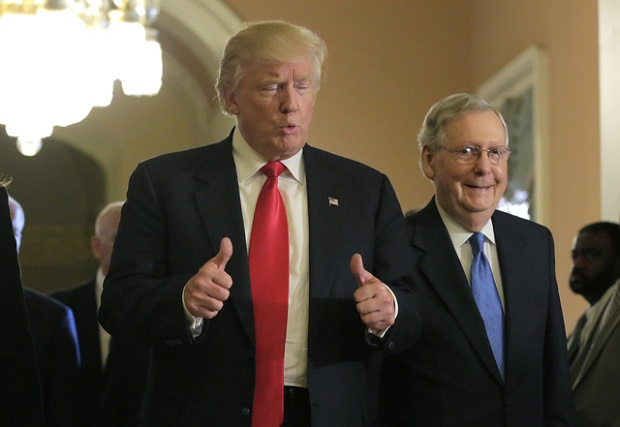 Republican senators under the leadership of Trump's leading enabler Sen Mitch McConnell have blocked all attempts to have important witnesses some of them with new damaging direct evidence against the accused to testify