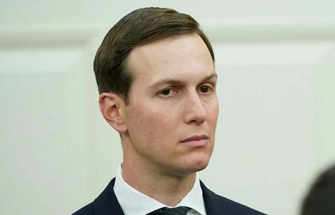 Jared Kushner senior adviser to the President says the White House's Middle East plan is