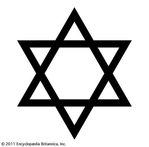 Star of David, From InText