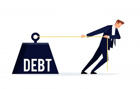 Debts that can't be paid won't be. A debt jubilee may be the best way out
