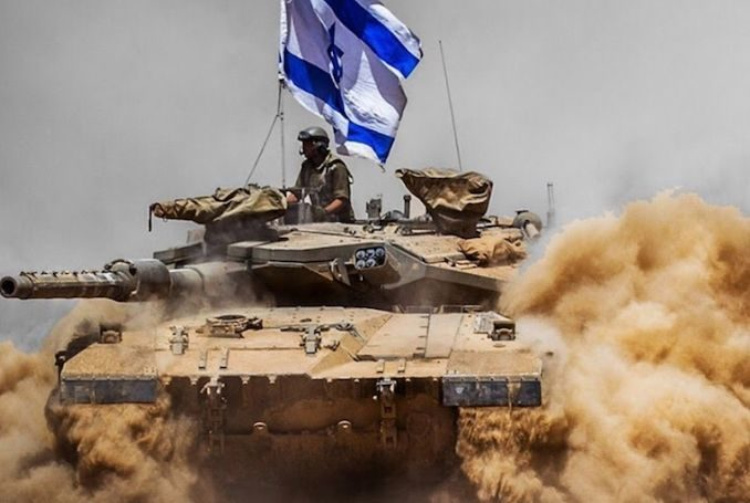Israel's weapons manufacturing industry has experienced an unprecedented boom in recent years., From InText