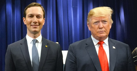Trump son-in-law Jared Kushner, who Trump appointed as his coronavirus adviser believed that the media was overly-hyping the threat posed by the virus